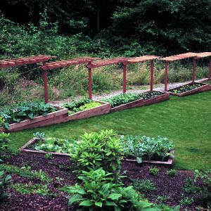 Port orchard wa terraced garden gardens and raised beds for Terraced landscape definition
