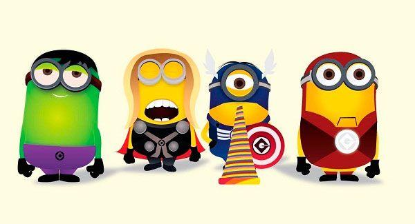 Minion Vingadores - 25 minions inspirados em filmes de sucesso - Página 21 - Matérias especiais de cinema - AdoroCinema
