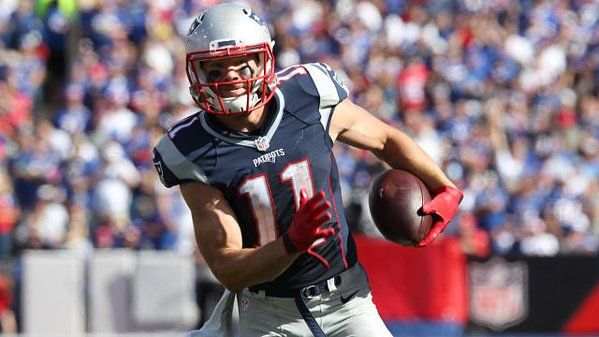 Julian Edelman will miss 6 to 8 weeks with his foot injury.  :-(