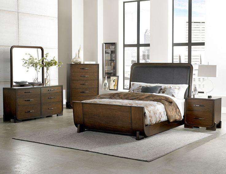 Home Elegance Minato California King Bed 1815K-1CK