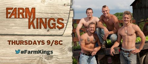 Farm Kings : The King Family