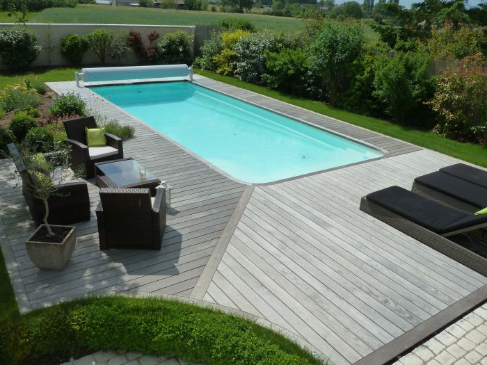 37 best PISCINE images on Pinterest Beach house, Bungalows and