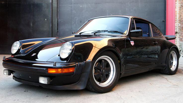Buy Magnus Walker's beautiful stock Porsche 930 Turbo