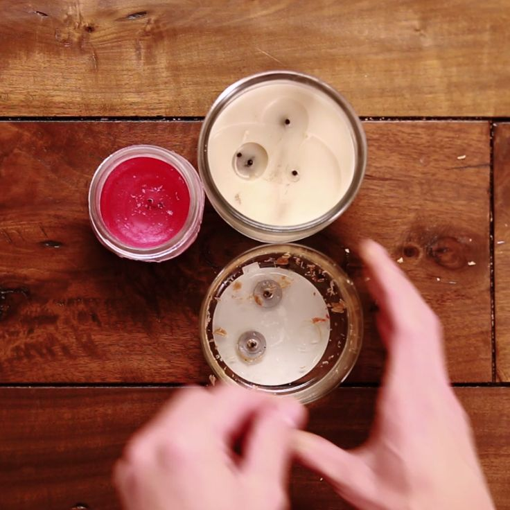 How to Clean And Repurpose Candle Jars