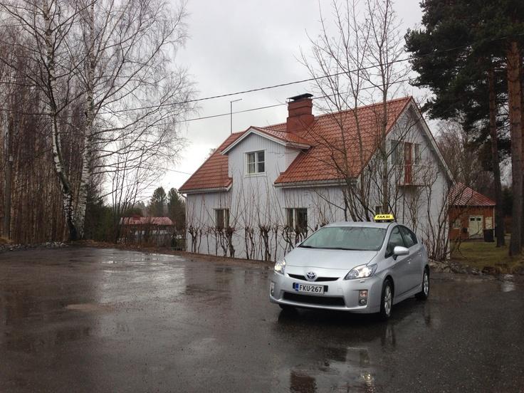 Tampere-Kangasala FIN