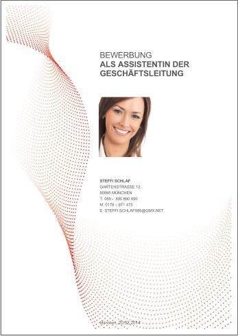 Deckblatt Bewerbung Vorlage Rot2 600x431 Jpg Pictures To Pin On