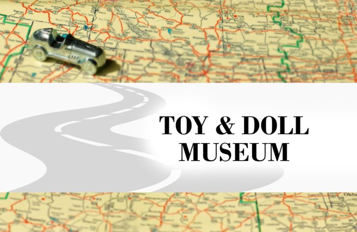 Featuring toys and dolls from the late nineteenth through the early twentieth century, the Toy and Doll Museum is a doll collectors paradise. #vintagedolls