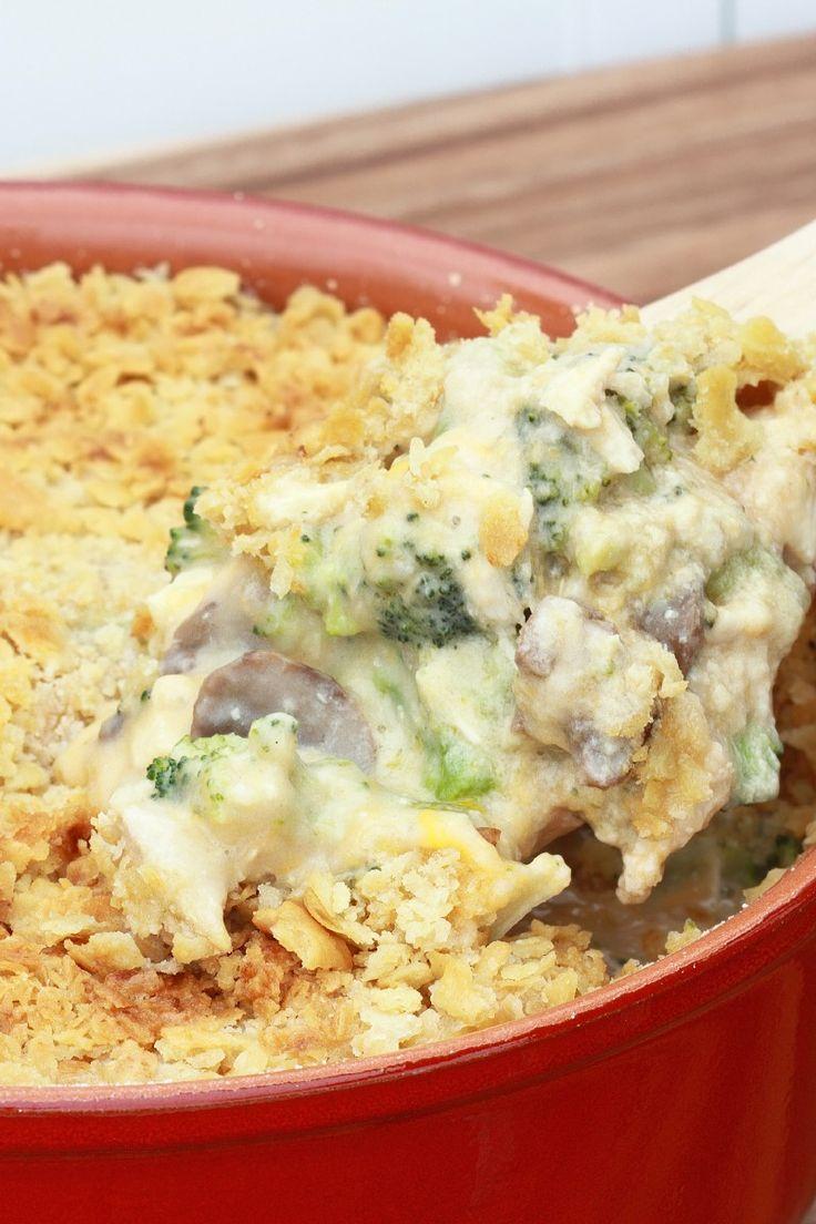 Broccoli Casserole Recipe | Casserole | Pinterest
