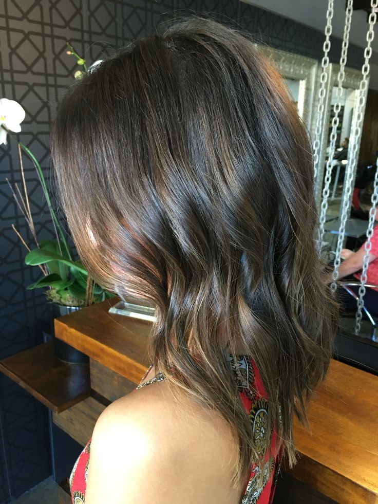Colour by Mikey cut and style by Johnny