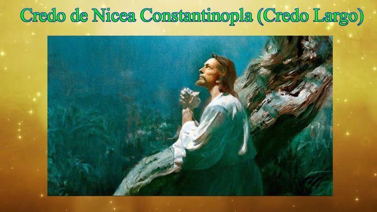 Credo de Nicea Constantinopla y Credo Apostolico x Angelof20