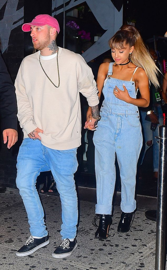 Ariana Grande and Mac Miller Pack on the PDA at a 2016 MTV VMAs After-Party: What Does Frankie Grande Think? | E! News
