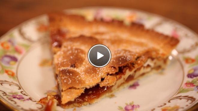 Rudolph's Bakery | t circa 30 minuten opstijven in de koelkast. Vulling Verwarm een pan en karamelliseer beetje bij beetje de suiker. Breng in een andere pan de room aan de...
