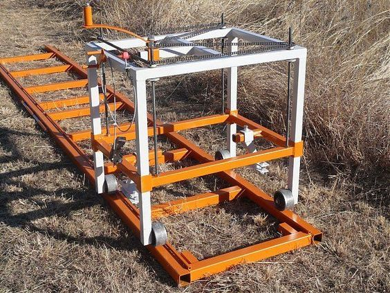 Choosing The Right Portable Sawmill Homesteading And Livestock Mother Earth News