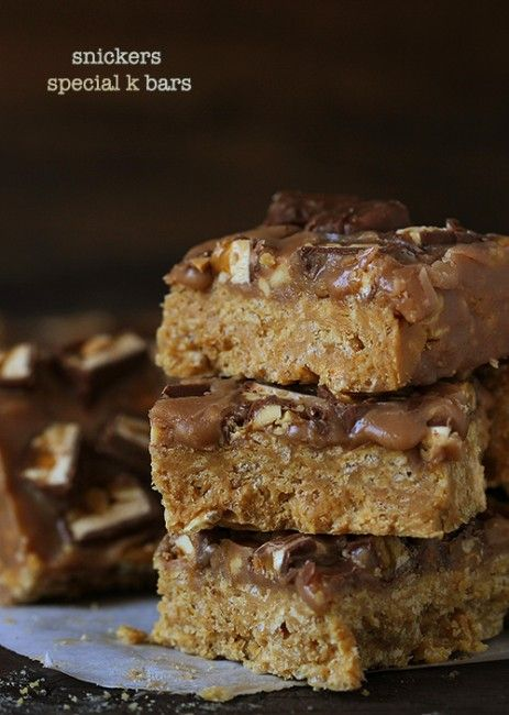 Snickers Special-K Bars