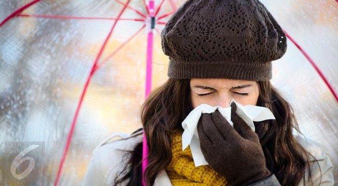 Prevent and Flu Fever in Rainy Season