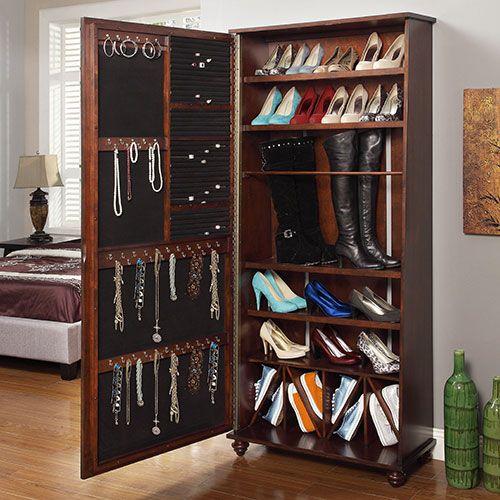 274240 Tiffany Shoe Wardrobe