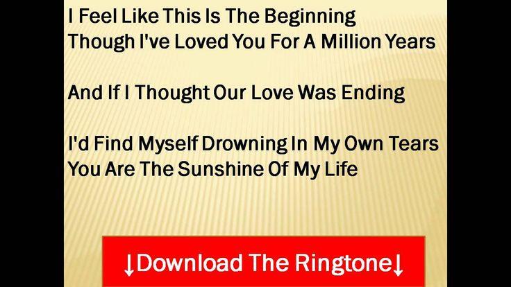 stevie wonder as lyrics pdf