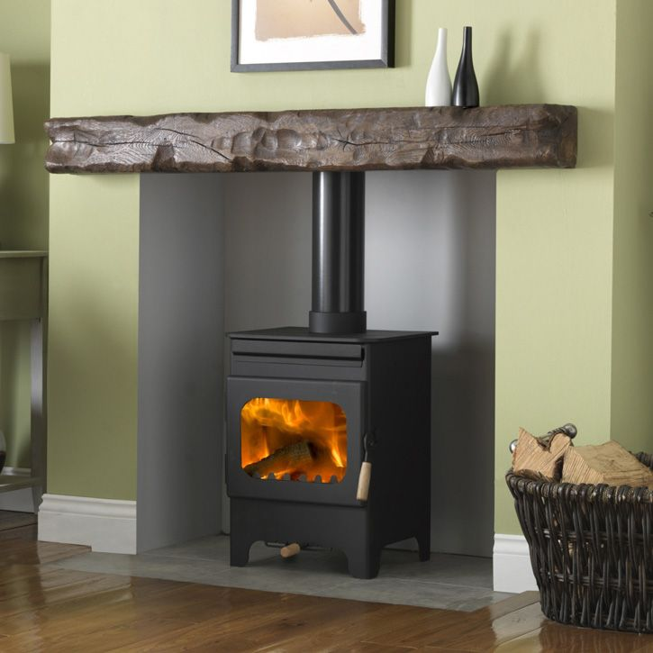 Burley Debdale wood burning stove #BurleyStoves