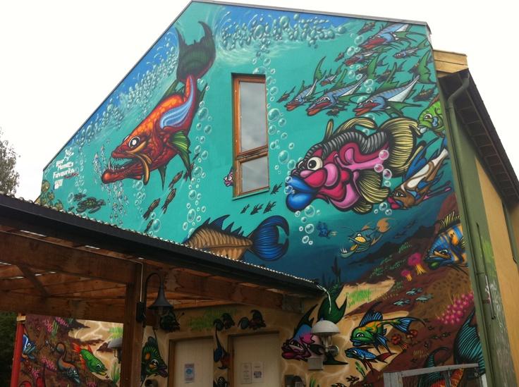 En imponerende heldekker av Andreas Bjørn Hansen. Sjekk ut barnehagen ved grünerbrua/nedre gate