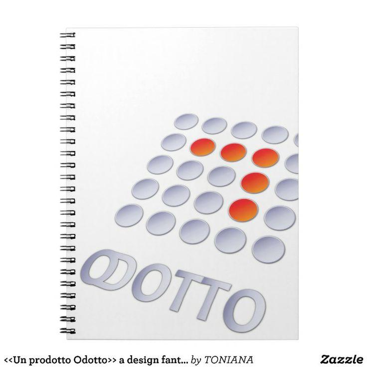 A design fantasia NoteBook