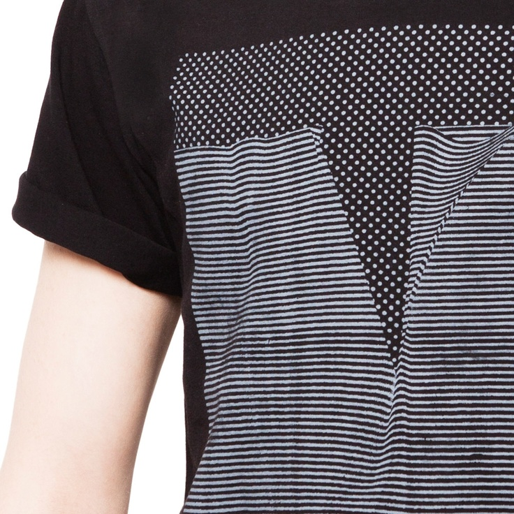 Nurmi Mens' organic cotton T-shirt // Brody, with illustration by Santtu Mustonen