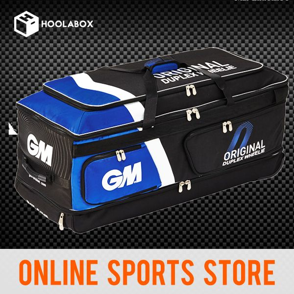 Hoolabox India's largest online #sports #store. Buy high quality branded #cricket #bags #online at best prices. We have cricket bags in all shapes and sizes, for junior and senior cricketers - Keep your kit together in style!  Please Visit:- http://hoolabox.com/180-cric-bags