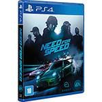 Game: Need for Speed 2015 - PS4
