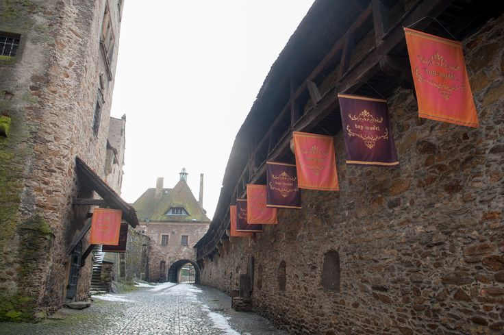 The Lower Courtyard
