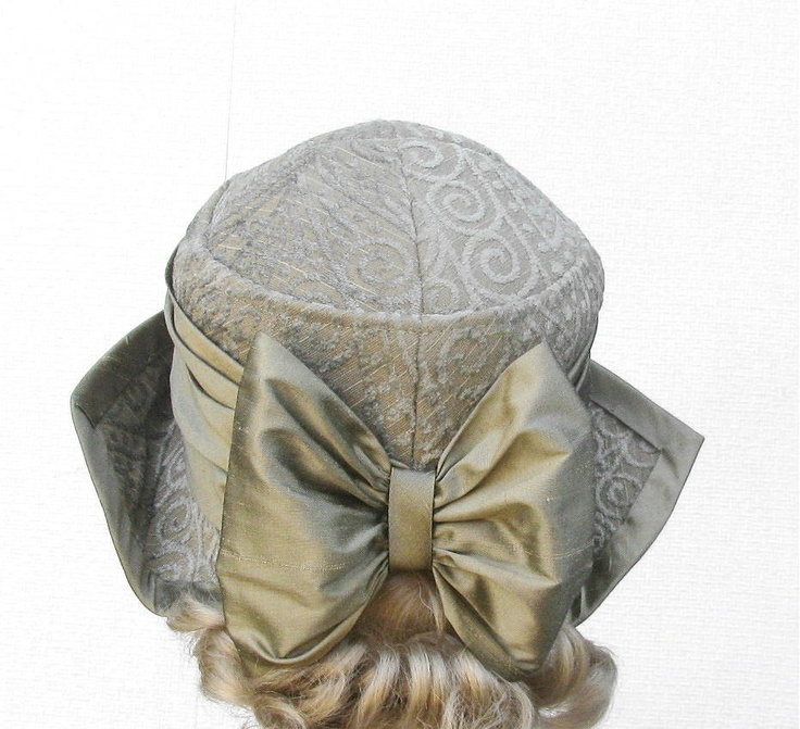 Unique 1920s Hats Vintage Gatsby Style Cloche Special door BuyGail