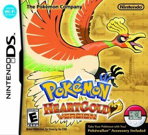 Pokemon HeartGold Version - Nintendo DS Game Includes original Nintendo DS game cartridge and may include case and manual. All Nintendo DS games play on the Nintendo DS, DS Lite, and 3DS systems. All