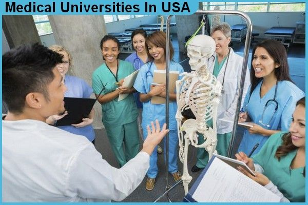 Top Medical Universities In USA