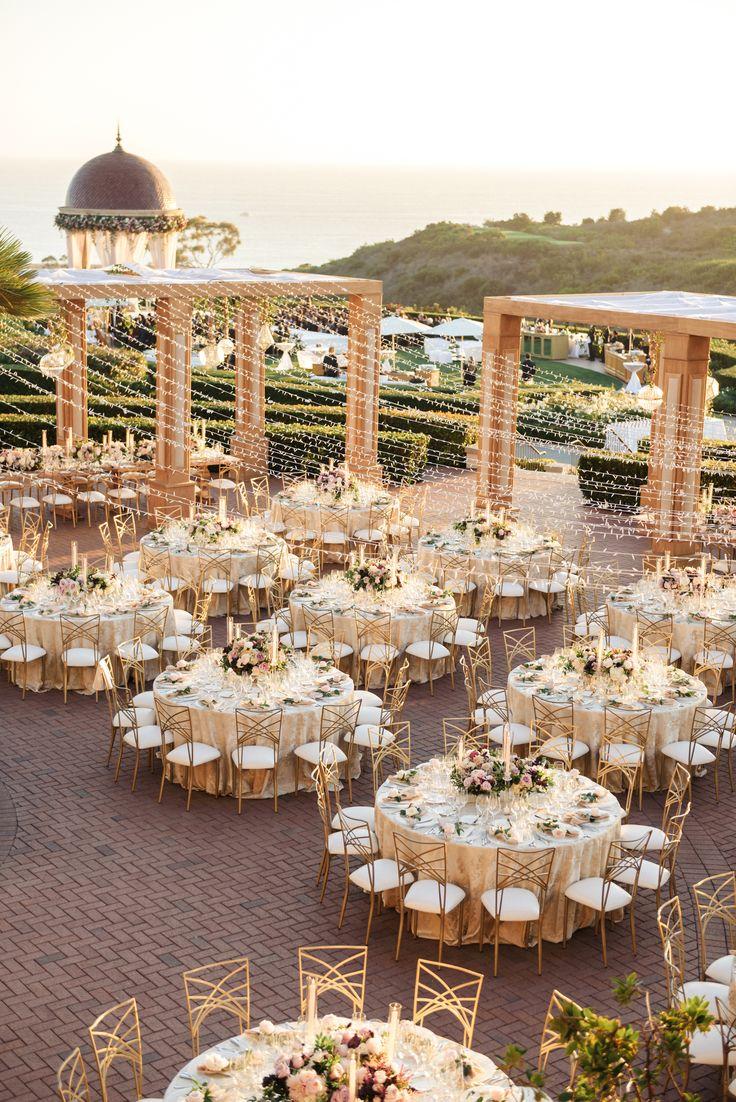 92e7c48c82e01b0e02c4dfd640c8d312 - Nicole and Greg's beautiful classic and elegant wedding at Pelican Hill - Ja...