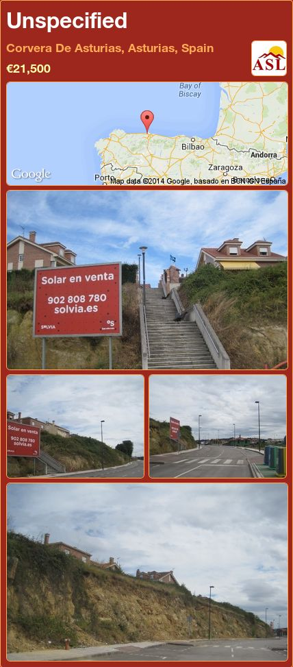Unspecified in Corvera De Asturias, Asturias, Spain ►€21,500 #PropertyForSaleInSpain