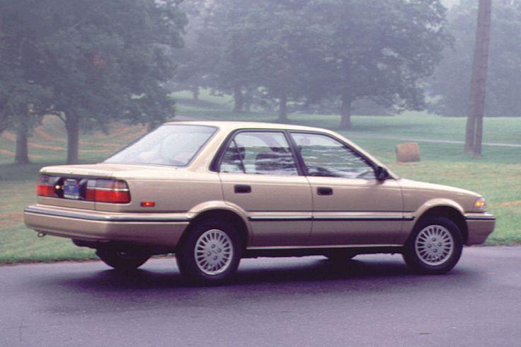 1990-92 Toyota Corolla | Consumer Guide Auto