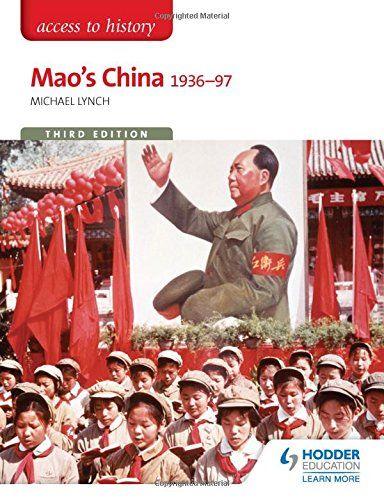 Mao's China 1936-97 (Access to History) by Michael Lynch https://www.amazon.com/dp/1471838978/ref=cm_sw_r_pi_dp_x_uXyDzbN9J7KVH