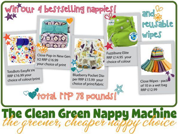 nappies!!!