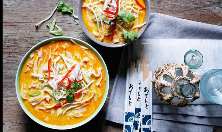 10 delicious chicken recipes to try - 1. Chicken laksa | homeheaven