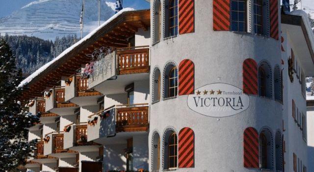 Turmhotel Victoria - 4 Star #Hotel - $189 - #Hotels #Switzerland #Davos http://www.justigo.us/hotels/switzerland/davos/turmhotel-victoria_1100.html
