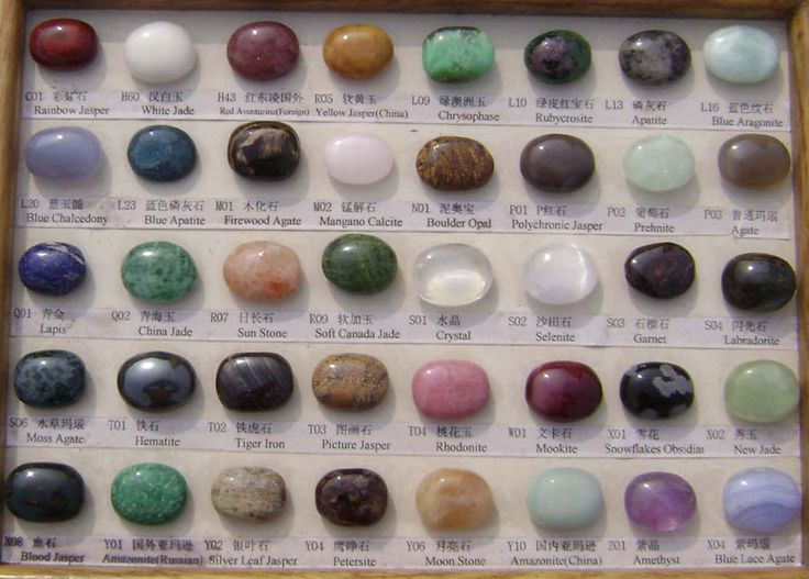 Types Of Stones : Best images about semi precious stones on pinterest
