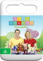 Play School DVD - On The Farm