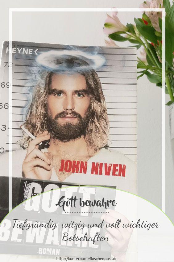 Gott bewahre | Dieses Buch ist tiefgründig und witzig