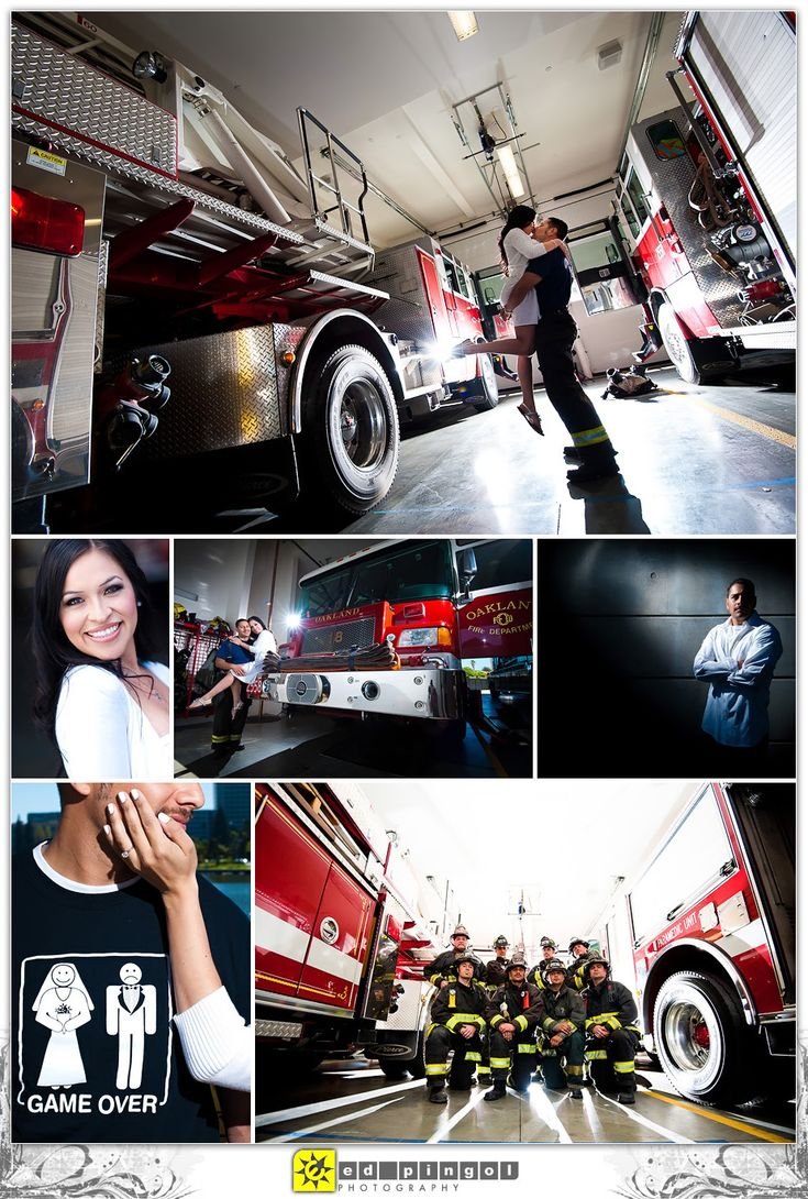 Fire station shoot