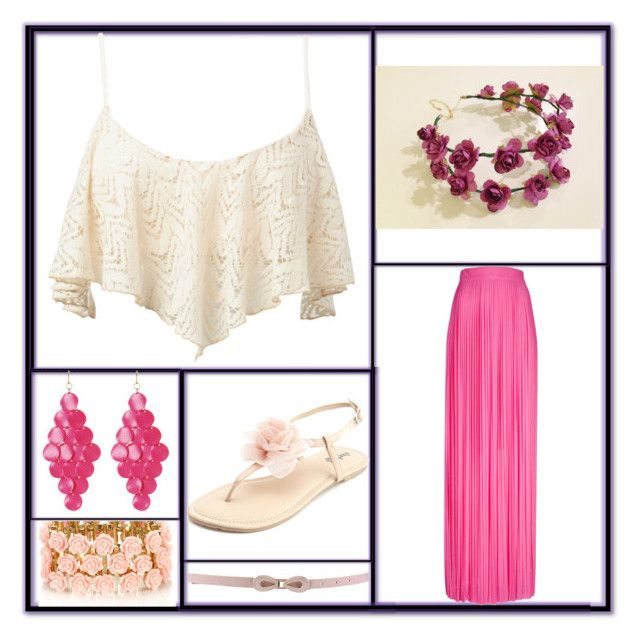 """""""Sem título #7"""" by ingridsilva ❤ liked on Polyvore featuring Forever 21, Accessorize, Amrita Singh, Charlotte Russe, Ryder and Frankie Morello"""