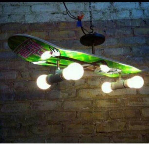 ~Skateboard Light