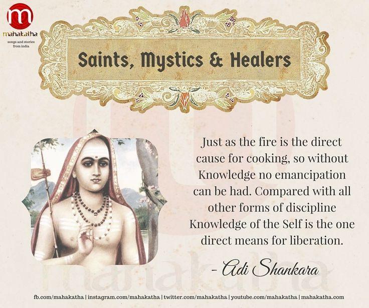 #AdiShankara #Quotes - #Spirituality #Hindu #Mythology #india #chants #music #mantra #kundalini #chakra #awakening #mystics #healers #isha #yoga #iskcon #inspiring #motivational #instaquote #legends #success #temple #breath #life #discipline #liberation #hacks #tips