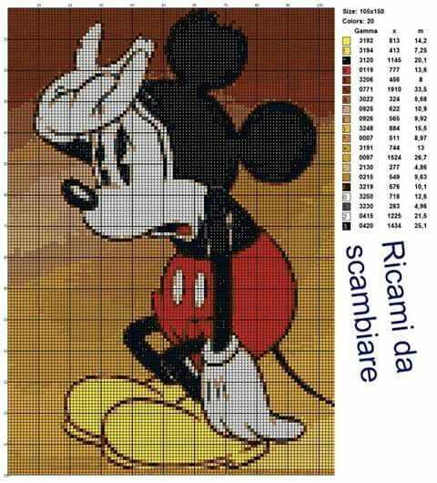 464 Best Plaid Disney Images On Pinterest Embroidery