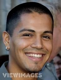 Jay Hernandez look at his smile :)