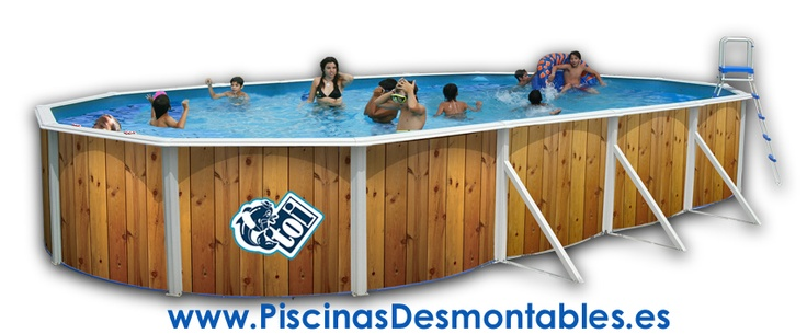 17 best images about piscinas imitaci n madera on - Fabricante de piscinas ...