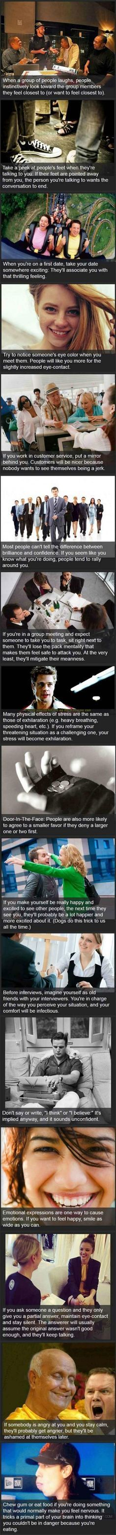 literally every single one of these has a scientific psychological explanation, so cool!