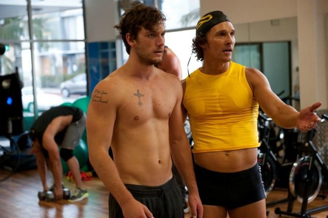 """Matthew McConaughey and his abs do their career best work in """"MAGIC MIKE."""" Learn from him."""